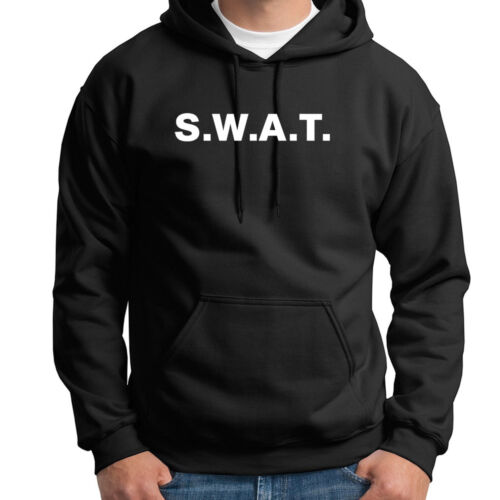 Law Enforcement Hip Hop T-shirt Police Team MMA Hoodie Sweatshirt S.W.A.T
