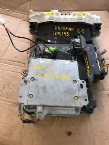 Details about Lot157 Range Rover P38 2 5 Unit Becm Door Lock 99-02 1 Key  Late Type