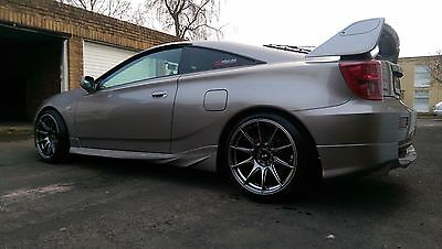 Toyota Celica Gen 7 TRD Side Skirts/Sills/Rockers (Pair) 1999-2005 - Brand New!