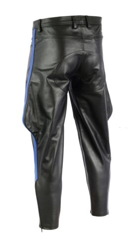 Lederhose Stivali Pantaloni Pantaloni Jodhpur 38w cavaliere Pantaloni Aw-7860 lederbreeches stirata