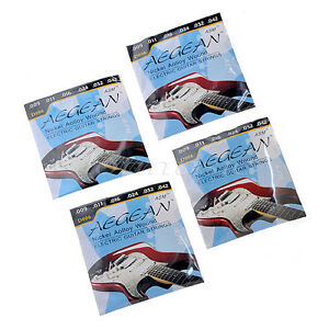 4-Sets-Electric-Guitar-Durable-String-Nickel-Alloy-Wound-Guitar-Parts