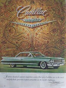 1961-Verde-Cadillac-Coupe-de-Vil-Coche-Harry-Winston-Joyeria-Vintage-Anuncio