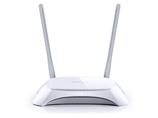 TP-Link TL-MR3420 3G/4G/LTE Modem Wireless N Router 300Mbps 2x WiFi Antenna LAN