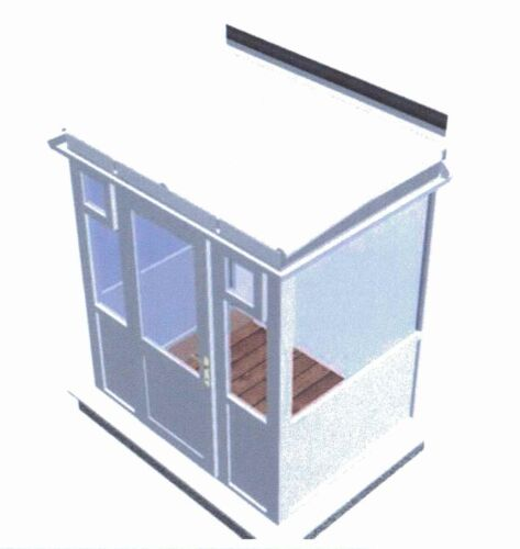 2000x1000 white uPVC Lean to  DIY build SPRING SPECIAL Porch