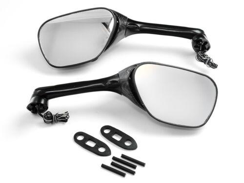Miroir Paire OEM Style Carbone-Look Pour Suzuki GSXR 600 GSXR 750 GSXR 1000 05-10