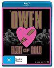 WWE - Owen - Hart Of Gold (Blu-ray, 2015, 2-Disc Set)
