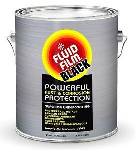 Fluid Film Black Non-Aerosol, Long Lasting Corrosion, Penetrant & Lubricant, ...