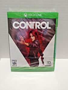 Control (2019) Xbox One Video Game NEW/SEALED, SHIPS FAST #900 #4