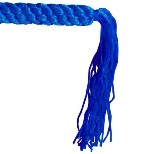 BLUE MUAY THAI FIGHTER WEAVE MONGKOL HEADBAND
