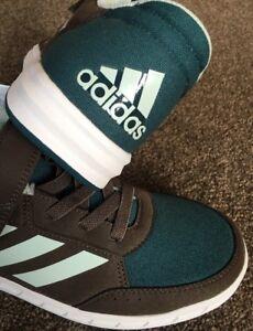 Details about Adidas AltaSport EL K Boys Girls Women's Trainers Shoes Size UK 6 NEW