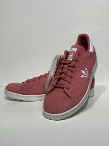 Adidas Stan Smith Originals Pink Suede