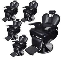 All Purpose Hydraulic Recline Barber Chair Salon Shampoo Beauty Spa Equipment Us
