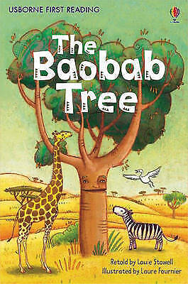 1 of 1 - The Baobab Tree (Usborne First Reading: Level 2), Louie Stowell, New Book
