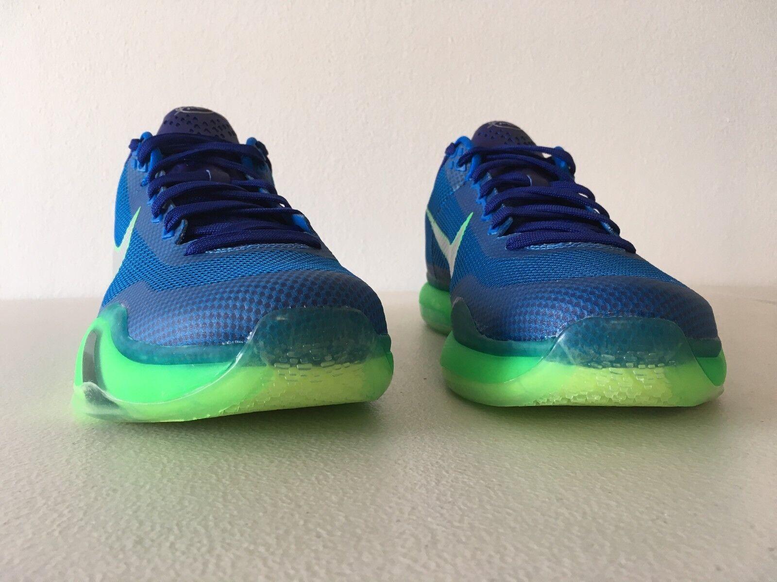 Nike kobe 10 x größe 9,5