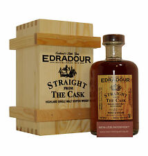 Edradour 10 Jahre Sherry Cask Single Malt Whisky 58,9% vol. 0,5 Liter