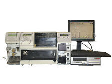 Tsp Spectra Hplc System Uv100 Detector P100 Pump As100as50 Autosampler N2000