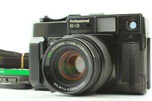 [ CLA'd ] FUJICA Fuji Fujifilm GW690 Pro 6x9 EBC Fujinon 90mm F3.5 JAPAN