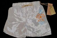 $38 Boutique Hub Cap Luna Copenhagen Med Diaperless Swim Trunks Bathing Suit