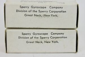 BEST-SOUNDING-D-GETTER-SPERRY-5687-MATCHED-TUBE-PAIR-ever-Made-6900-7044-710550