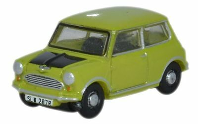 Oxford NMN005 Mini Lime Green Mr Bean 1/148 Scale =N Gauge New in Case NOT A TOY