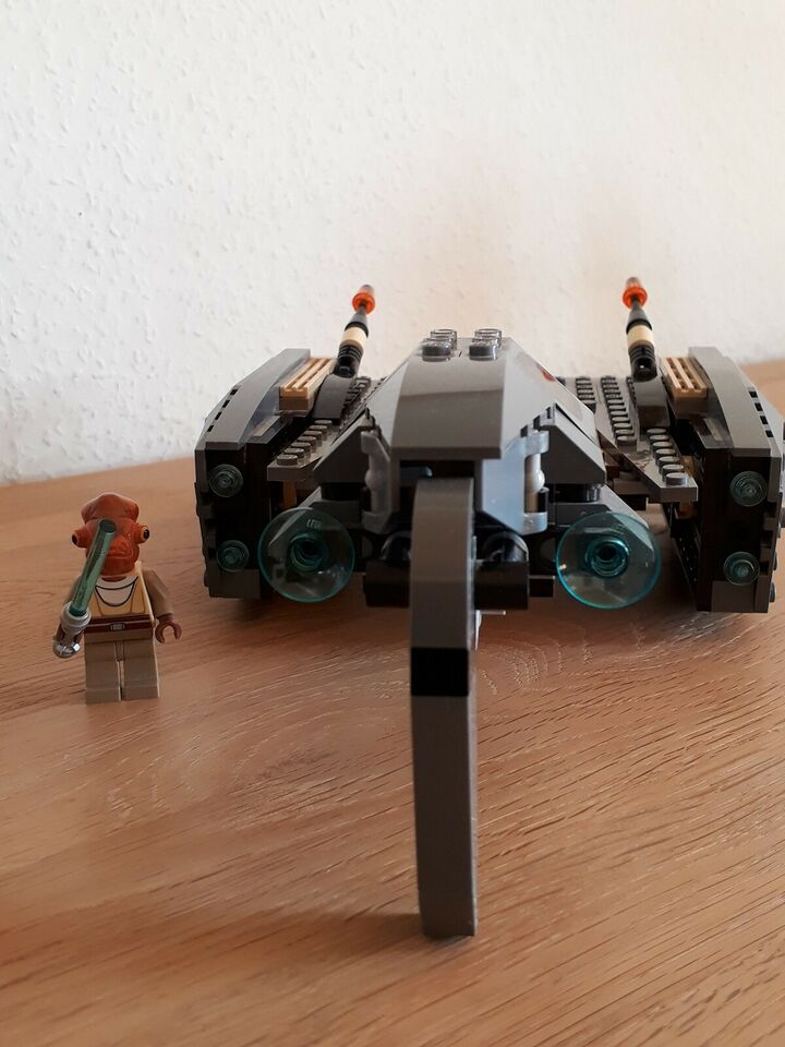 Lego Star Wars, General Grievous Starfighter Lego 8095
