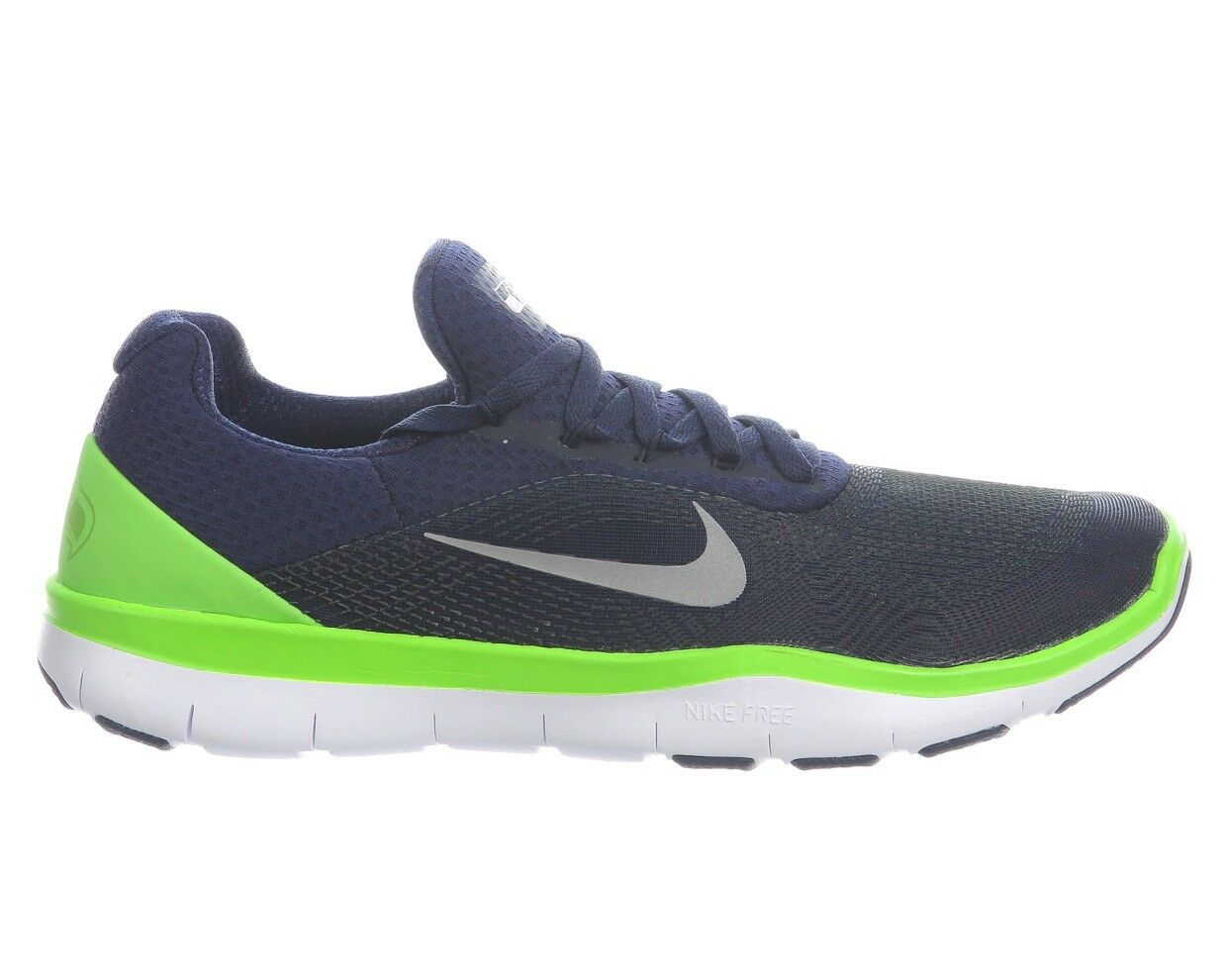 Nike Free Trainer V7 Seahawks Mens AA1948-400 Navy Green Training shoes Size 8