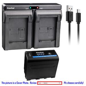 Kastar-Battery-Dual-Charger-for-Sony-NP-F970PRO-MVC-FD73-MVC-FD75-MVC-FD81