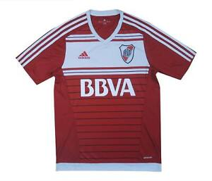 River Plate 2016-17 Authentic Away Shirt (eccellente) M SOCCER JERSEY