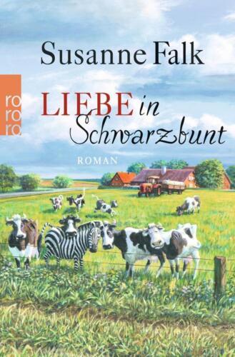 1 von 1 - Liebe in Schwarzbunt von Susanne Falk, UNGELESEN