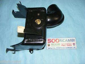 FIAT-500-R-126-CARTER-STUFA-COPERCHIO-CONVOGLIATORE-RISCALDAMENTO-MOTORE