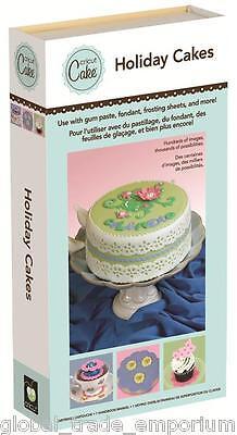 """Cricut/' vacaciones Pasteles /""""Cartucho-Para Cricut Cake máquinas ** nuevo **"""