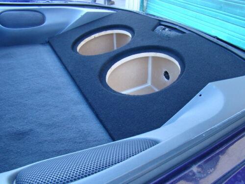 "type 2 1993-2002 CAMARO FIREBIRD TRANS AM SUB BOX Subwoofer Enclosure 2-10/"""