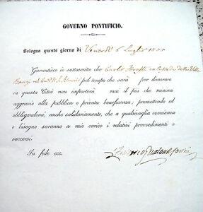 1855-185-CUSTODE-VILLA-BANZI-SAN-SILVERIO-DI-BOLOGNA-FEDERICO-GUALANDI-FARINI