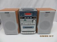 Sony Hcd-ep313 Micro Hi-fi Component System W/ Speakers Ss-cep313 Cd Cd-r Am Fm