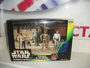 Star Wars: achat de la scène de cinéma Droids C-3po, en anglais, neuf dans la boîte Kenner