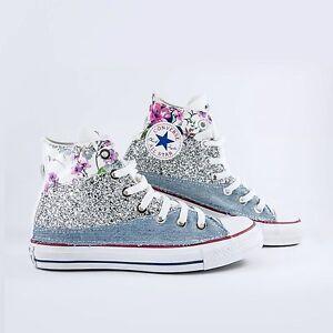 converse all star jeans in vendita | eBay