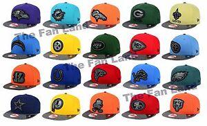 New-NFL-Gridiron-Hook-New-Era-9FIFTY-Mens-Snapback-Cap-Hat