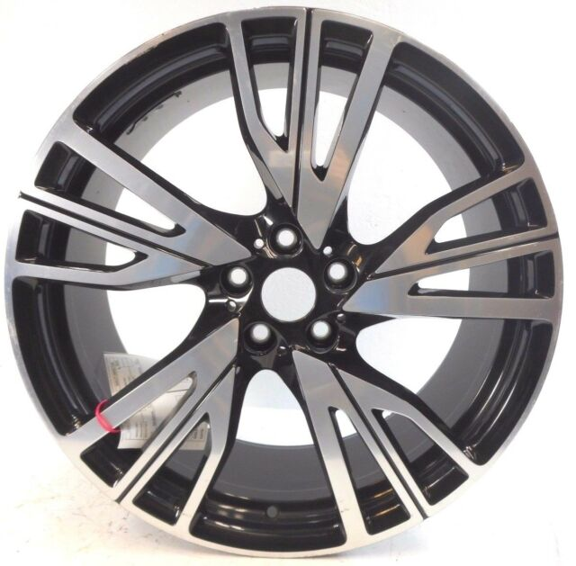 14 15 16 Bmw I8 Left Rear Alloy 20 20x8 5 Wheel Rim 15 Spoke Oem