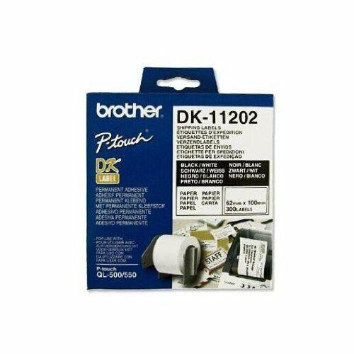 BROTHER DK11202 Versand Etiketten