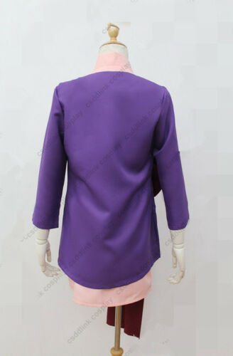 Details about  /NEW Phoenix Wright Ace Attorney Maya Fey Cosplay Costume  FF.1512