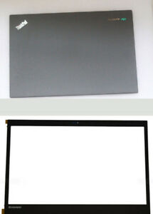 Lenovo-Thinkpad-T450S-00HN681-Lcd-Rear-Top-Cover-Lid-amp-SHEET-Sticker-Non-touch