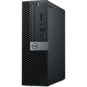 Dell-Optiplex-7070-SFF-I5-9600-8GB-512GB-SSD-DVDRW-Kbrd-Mouse-W10Pro-3Y-Warranty