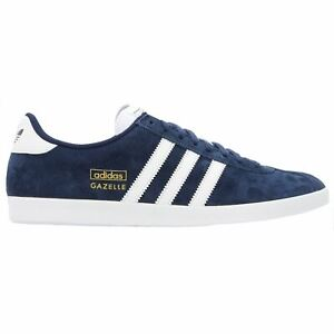 Adidas Baskets Lacets q21600 Marine Casual Gazelle Hommes Et RqOw1Rg