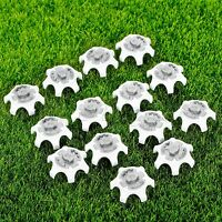 14/56 Flexible Golf Shoe Spikes Replacement Polished Surfaces Cleat Screw Studs