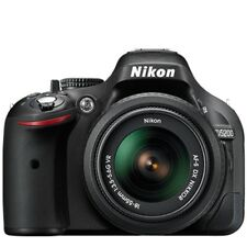 Nikon D5200 24MP DSLR Camera + Nikon 18-55mm VR II Lens