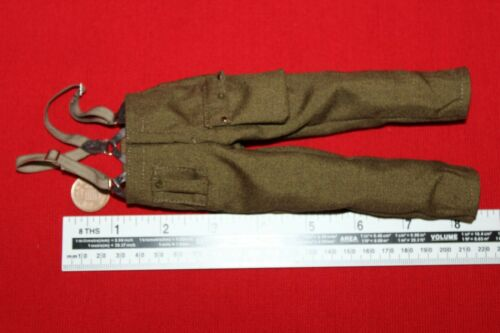 DID DRAGON IN DREAMS 1:6TH SCALE WW2 BRITISH AIRBORNE TROUSERS CHARLIE B