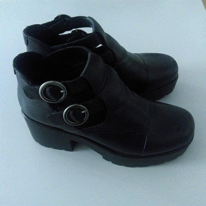 Vagabond Leder Leder Neu New Spring Frühling Schuhe Schuhes 38