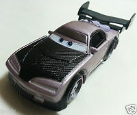 Mattel Disney Pixar Cars Boost With Flames Rare Toy Car 1:55 Loose New in Stock