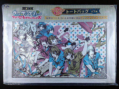 Uta no Prince-sama Maji Love Revolution Tote Bag Ichiban Kuji Last One Prize New