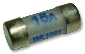 2-x-15-amp-Consumer-unit-fuses-cartridge-fuse-15a-BS1361-FREE-p-amp-p